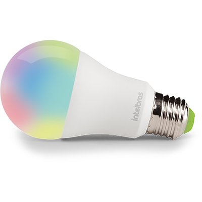 Lâmpada LED Smart Wi-Fi EWS 410 - Intelbras CX 1 UN