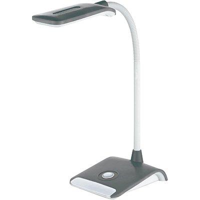 Luminária de mesa tlm flex led cinza 15020019-0 Taschibra BT 1 UN