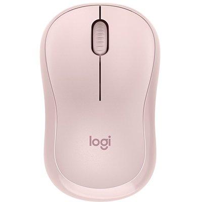 Mouse sem fio M220 - Rosa - Logitech CX 1 UN