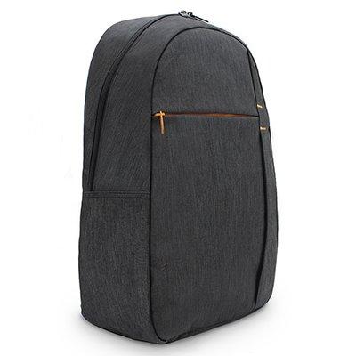Mochila poliéster cinza escura XM8899C Up PT 1 UN