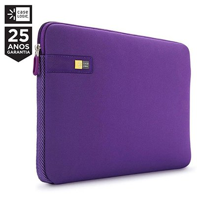 "Capa luva p/notebook 16"" laps116 Purple 3201361 Case Logic CX 1 UN"