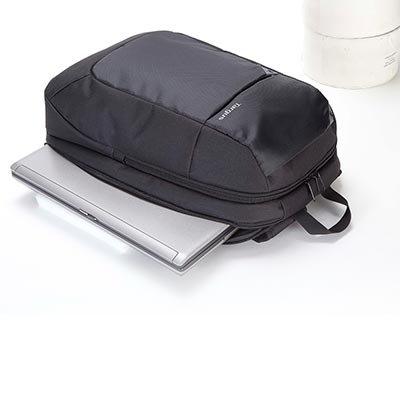 "Mochila p/notebook 15,6"" nylon preta TSB515US Targus PT 1 UN"