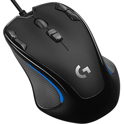 Mouse Gamer usb 2500 Dpi G300S Logitech G CX 1 UN