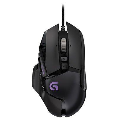 Mouse Gamer usb 12000 Dpi Proteus Spectrum G502 Logitech G CX 1 UN