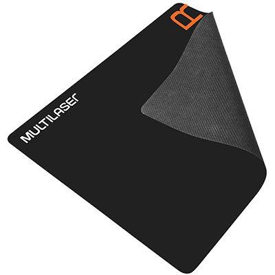 Mouse Gamer usb 3200 Dpi c/ Mouse Pad laranja MO274 Multilaser CX 1 UN
