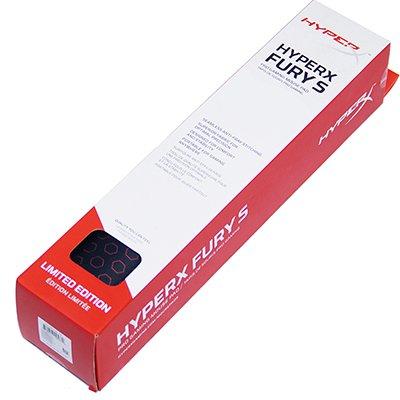 Mouse Pad Gamer 45x40cm HyperX Fury S Red Canids HC-MP2L HyperX CX 1 UN