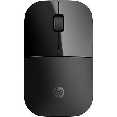 Mouse sem fio preto Z3700 V0L79AA HP CX 1 UN