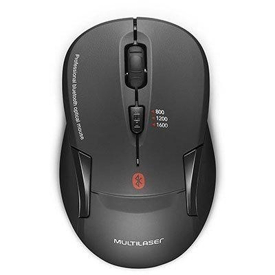 Mouse bluetooth preto MO254 Multilaser BT 1 UN