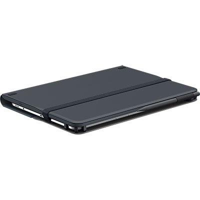 """Capa com teclado Logitech Universal Folio com Conexão Bluetooth 3.0 para Tablets Android, Apple ou Windows de 9-10"""" CX 1 UN"""