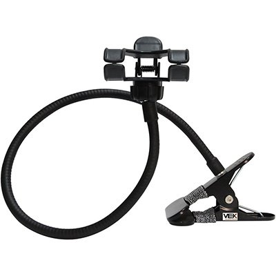 Suporte p/Smartphone c/haste e clip Vexclip Vex CX 1 UN
