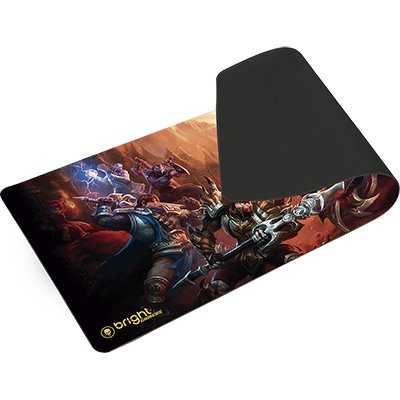 Mouse Pad Gamer Big Fantasy 70x30cm 0552 Bright PT 1 UN