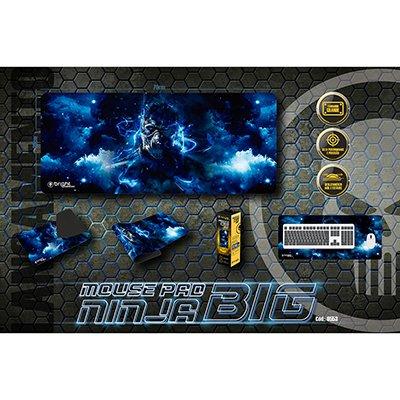 Mouse Pad Gamer Big Ninja 70x30cm 0553 Bright PT 1 UN