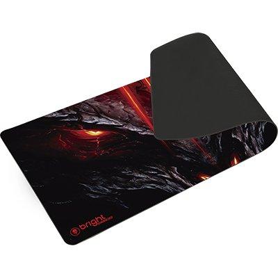Mouse Pad Gamer Big Dragão 70x30cm 0554 Bright PT 1 UN