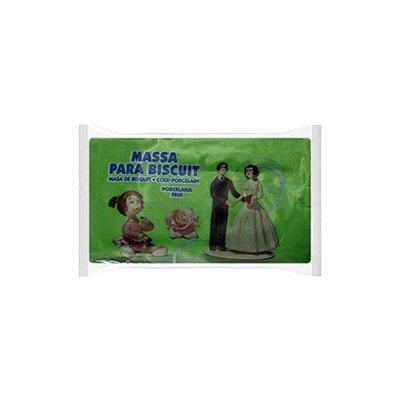 Massa de biscuit ou porcelana fria 90g verde musgo 07490 Acrilex PT 1 UN