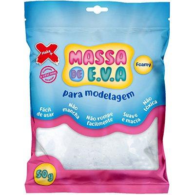 Massinha de EVA branco 13003 Make+ PT 1 UN