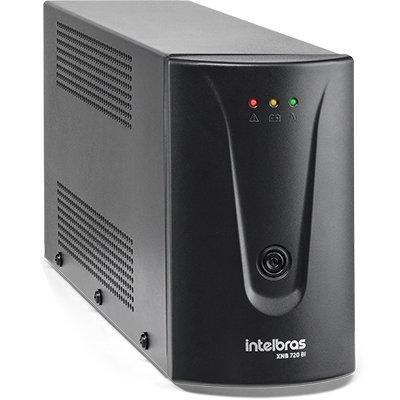 Nobreak Intelbras 720VA bivolt 6 tomadas - XNB720 CX 1 UN