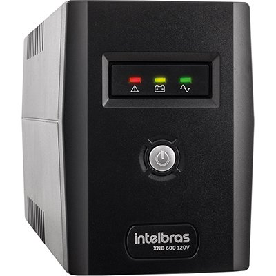 Nobreak Intelbras 600VA 120v 4 tomadas - XNB600 CX 1 UN