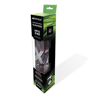 Mouse Pad Gamer 34x25cm App-tech PT 1 UN