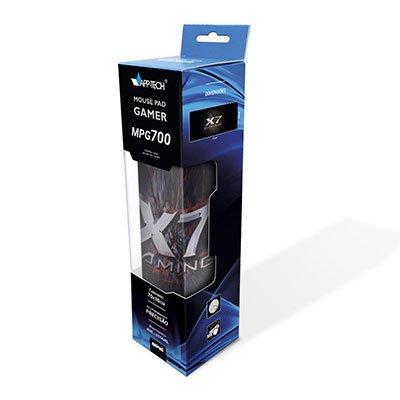 Mouse Pad Gamer 70x30cm App-tech PT 1 UN