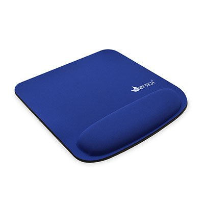 Mouse pad c/ apoio de punho em gel azul KLH-3093F App-tech BT 1 UN