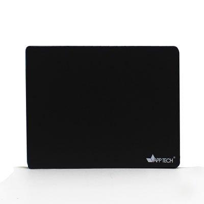 Mouse pad em pvc preto App-tech PT 1 UN