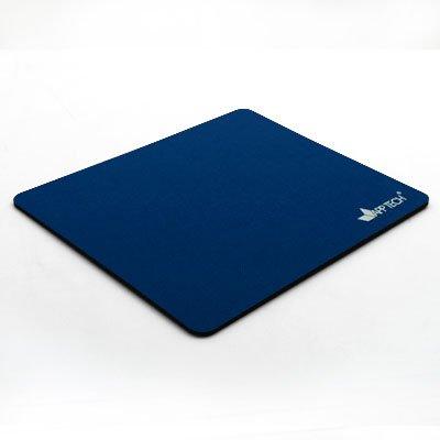 Mouse pad em tecido com base emborrachada azul App-tech PT 1 UN