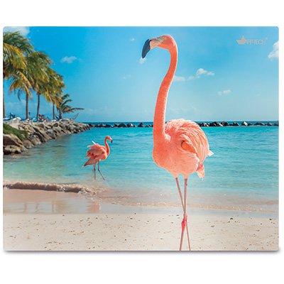 Mouse pad em PVC Flamingo MPF-4 App-tech BT 1 UN