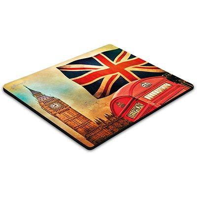 Mouse pad em PVC Londres MPF-9 App-tech BT 1 UN