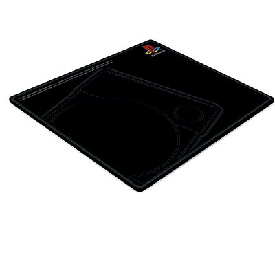 Mouse Pad Gamer 28x24cm Playstation MPG-C28 Spiral Ps CX 1 UN