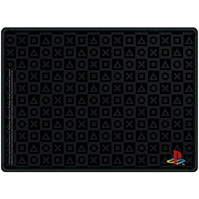 Mouse Pad Gamer 34x25cm Playstation MPG-P34 Spiral Ps CX 1 UN