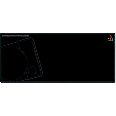 Mouse Pad Gamer 70x30cm Playstation MPG-C70 Spiral Ps CX 1 UN