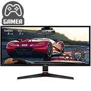 Monitor Gamer LED 29 widescreen 1ms 75hz Pro Gamer 29UM69G Lg CX 1 UN