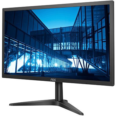 "Monitor LED 21,5"" widescreen 22B1H Aoc CX 1 UN"