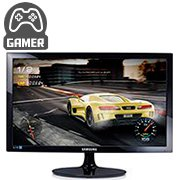 Monitor Gamer LED 24 widescreen 1ms 75hz LS24D332HSXMZD Samsung CX 1 UN