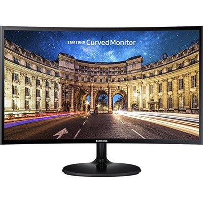 "Monitor LED 24"" widescreen Curvo C24F390F Samsung CX 1 UN"