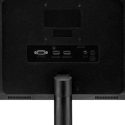 "Monitor LED 23,8"" widescreen Gamer IPS 1ms 75Hz 24ML600M Lg CX 1 UN"