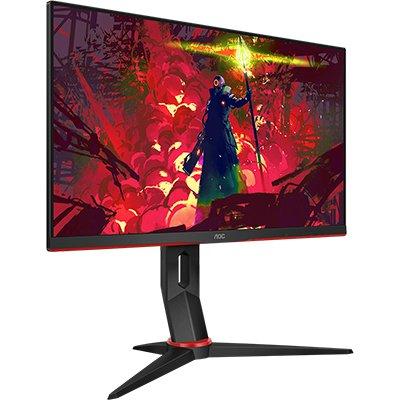 "Monitor LED 24"" widescreen Gamer 1ms 144Hz Hero 24G2 Aoc CX 1 UN"