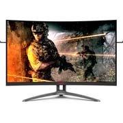 Monitor Gamer LED 31,5 widescreen curvo 1ms 165hz Agon AG323FCXE Aoc CX 1 UN