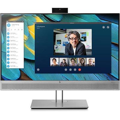 "Monitor LED 23,8"" Widescreen EliteDisplay c/ Webcam E243m 1FH48A8 HP CX 1 UN"