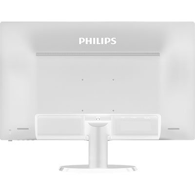 "Monitor LED 21,5"" widescreen branco 223V5LHSW2 Philips CX 1 UN"