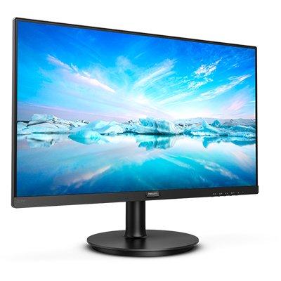 """Monitor LED 21,5"""" widescreen 221V8 Philips CX 1 UN"""