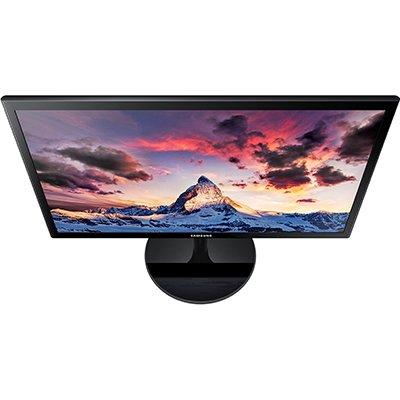 """Monitor LED 21,5"""" Preto S22F350FHL Samsung CX 1 UN"""