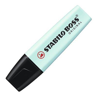 Pincel marca texto azul Boss pastel 527600 Stabilo UN 1 UN