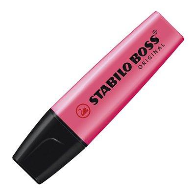 Pincel marca texto rosa Boss 70/56 Stabilo UN 1 UN