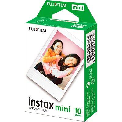 Papel fotográfico Fuji Instax Mini 6,2x4,6cm 705060212 Fuji Film PT 10 UN