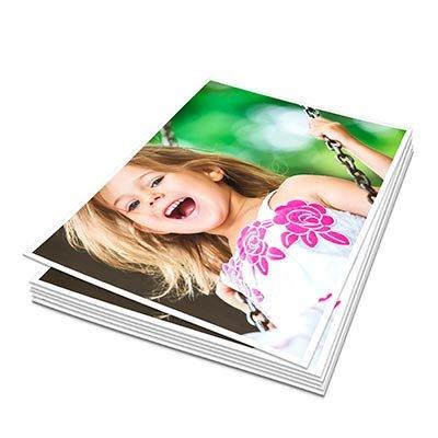 Papel fotográfico 10x15cm 180g glossy paper G180-100 Spiral PT 100 FL