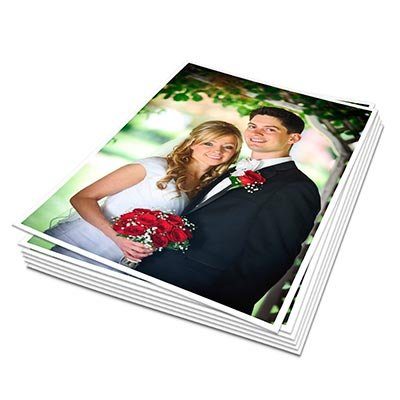 Papel fotográfico 10x15cm 270g glossy paper G270G-20 Spiral PT 20 FL
