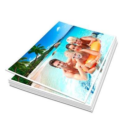 Papel fotográfico 10x15cm 180g matte paper M180-20 Spiral PT 20 FL