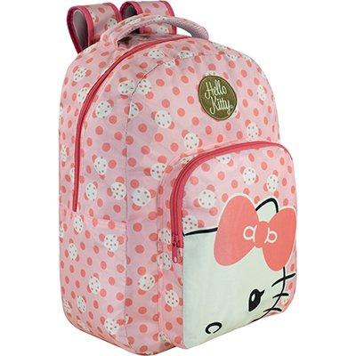 Mochila nylon Hello Kitty T10 9058 Xeryus PT 1 UN