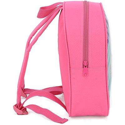 """Mochila poli. 11"""" LOL pink IS33837LOKL 0310 Luxcel PT 1 UN"""